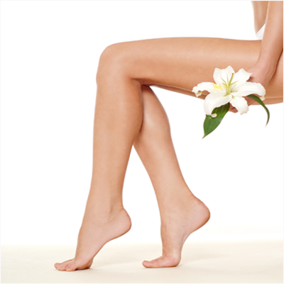 depilación piernas