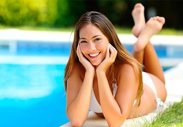 La depilación láser mejora el autoestima, ya que termina con los vellos indeseados de cualquier zona del cuerpo.