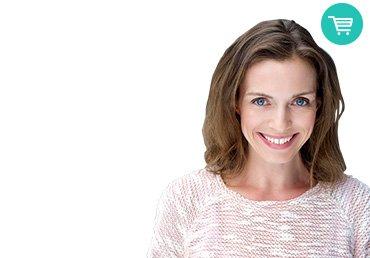 depilación láser rostro completo mujer