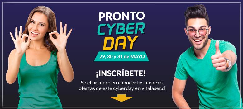 Pronto Cyber Day Clínica Vitaláser