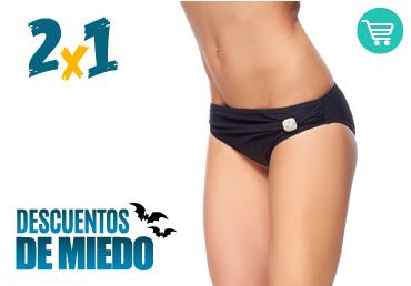 Depilación Láser Rebaje Bikini Largo Mujer