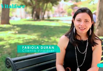 """Fabiola Durán: """"Mi piel tuvo un cambio positivo con la Depilación Láser"""""""
