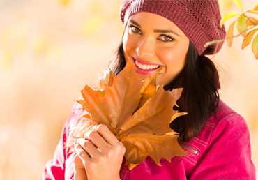 Prepárate para recibir al otoño