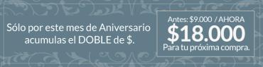 Referidos - Aniversario 2018