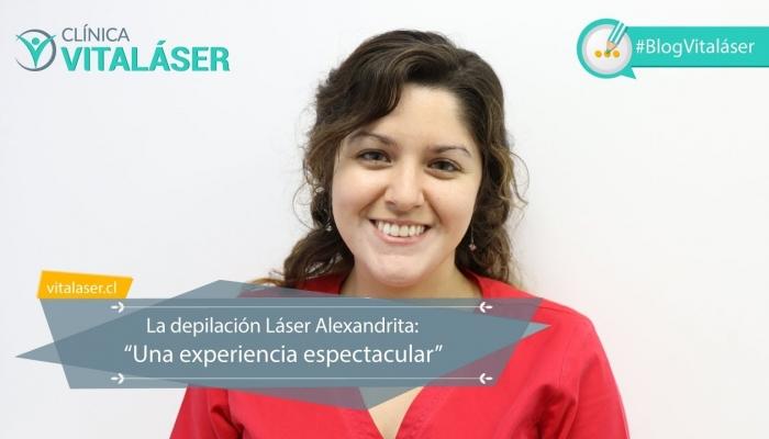 """Depilación Láser: """"¡Una experiencia espectacular! en Vitaláser"""""""