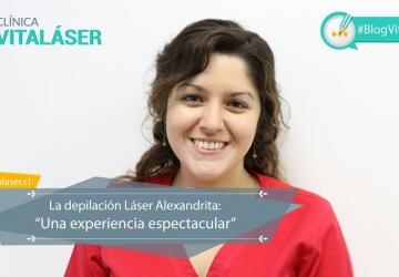 """Testimonio Depilación Láser: """"¡Una experiencia espectacular! en Vitaláser"""""""