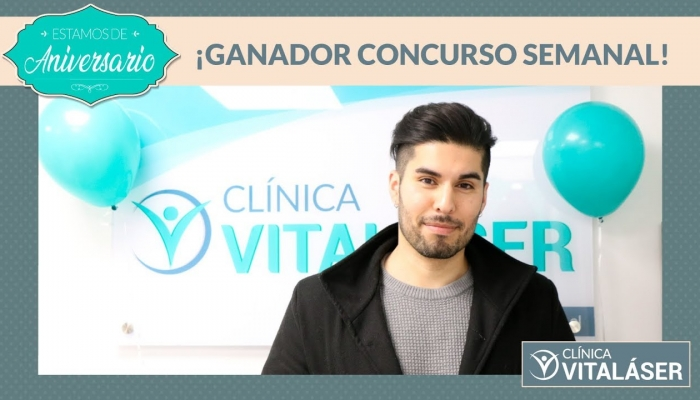 Ganador concurso Aniversario Danilo Rodriguez