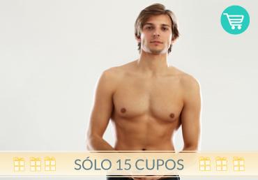 Depilación Brasileño + Interglúteo Hombre
