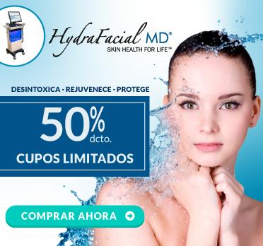 Limpieza Facial Hydrafacial MD