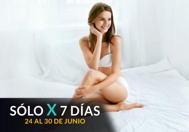 Depilación Pierna Inferior + Reb. Brasileño + Axilas