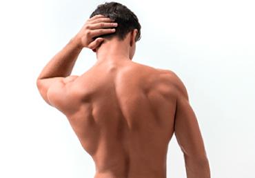 Depilación Láser Espalda Inferior Hombre