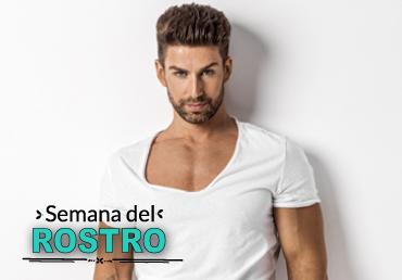 Depilación Delineado de Barba + Entrecejo + Pómulos
