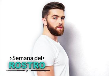 Depilación Frente + Pómulos + Delineado de Barba