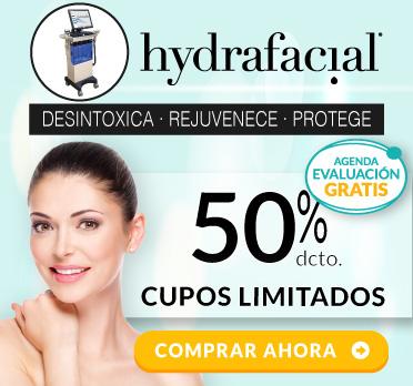 Tratamiento Facial Hidrafacial MD