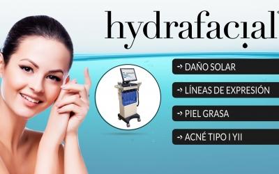 Tratamiento Facial HydraFacial MD - Clínica Vitaláser