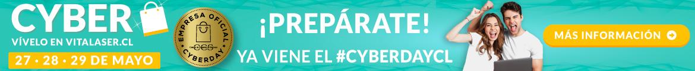 Cyber Day 2019 - Clínica Vitaláser