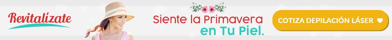 Depilación Láser Alexandrita - Revitalízate en Primavera