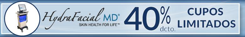 Tratamiento Facila Hydrafacial MD